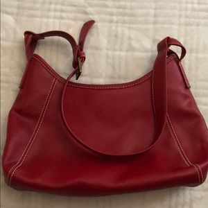 Relic red purse
